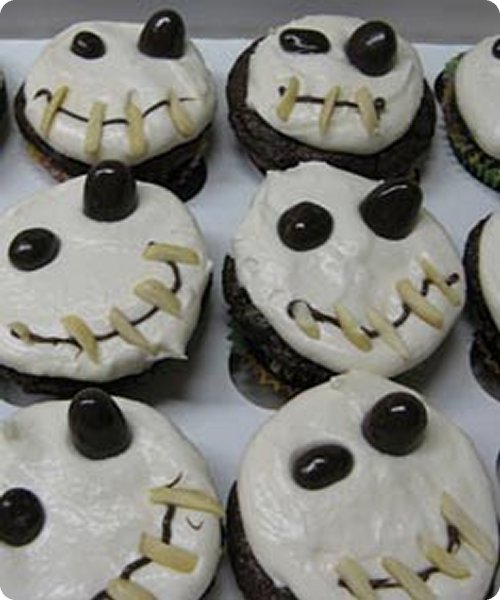 Octobre 2012 mes pauses gourmandes - Idee deco gateau halloween ...