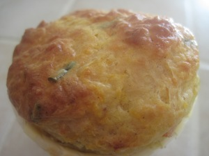 muffin's au surimi